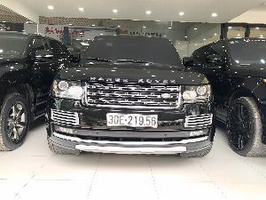 Land Rover Range Rover sản xuất năm 2015 Số tự động Động cơ Xăng
