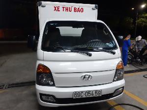 Hyundai H150 sản xuất năm 2018 Số tay (số sàn) Xe tải động cơ Dầu diesel