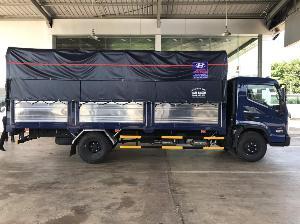 Hyundai Mighty EX8 Số tay (số sàn) Xe tải động cơ Dầu diesel