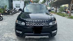 Land Rover Range Rover Sport sản xuất năm 2015 Số tự động Động cơ Xăng