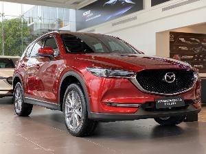 Mazda CX-5 sản xuất năm 2020 Số tự động Động cơ Xăng