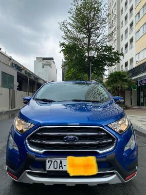 Ford Ecosport Số tự động
