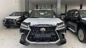 Lexus LX570 sản xuất năm 2020 Số tự động Động cơ Xăng