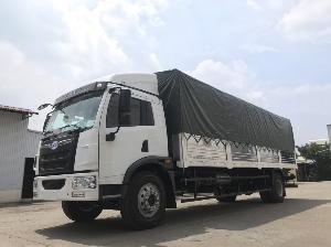 Faw 6T sản xuất năm 2020 Số tay (số sàn) Xe tải động cơ Dầu diesel