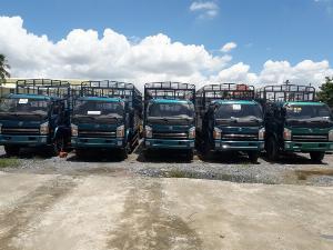 Khác sản xuất năm 2017 Số tay (số sàn) Xe tải động cơ Dầu diesel