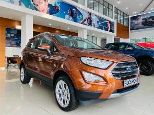 Ford Ecosport sản xuất năm 2020 Số tự động Động cơ Xăng