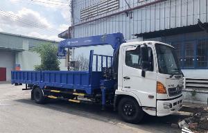 Hino sản xuất năm 2019 Số tay (số sàn) Xe tải động cơ Dầu diesel