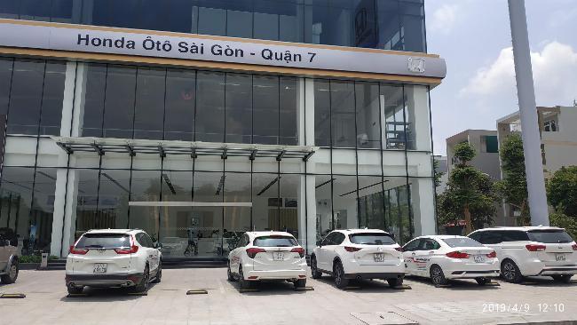 Đại lý Honda Ô Tô Việt Nam