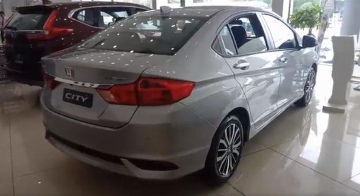 Dòng xe ô Tô Honda đứng đầu là Honda City thịnh hành nhất trên thị trường xe hơi ô tô Honda Việt Nam