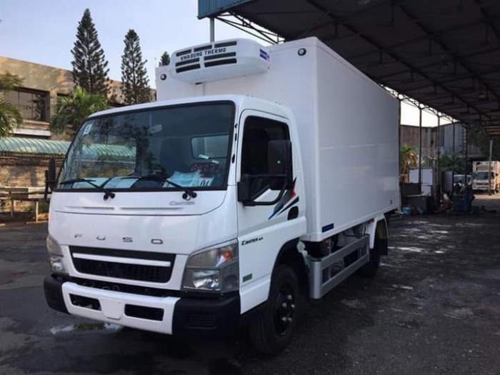Xe tải thùng ĐÔNG LẠNH FUSO canter 6.5 tải 3 tấn - Trả Góp 2