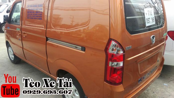 Kenbo van | Xe bán tải van kenbo | Kenbo 2 chỗ 2
