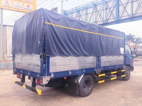 Xe tải thùng bạt hyundai 7 tấn thùng dài 5m - Trả Góp 2