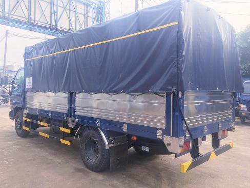 Xe tải thùng bạt hyundai 7 tấn thùng dài 5m - Trả Góp 3