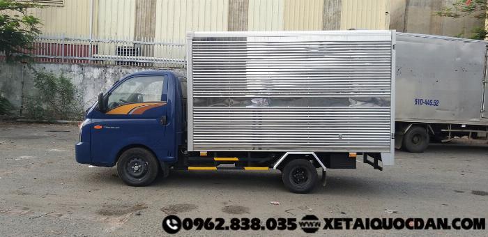 Bán xe tải Hyundai NewPorter H150 – Giá nhà máy Trả góp