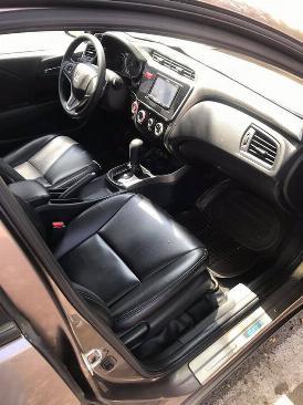 Cần bán xe Honda City đời 2015 số tự động màu xám 0