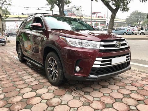 Toyota Highlander LE 2018 | Nhập Mỹ Nguyên Chiếc | Giao Ngay Toàn Quốc
