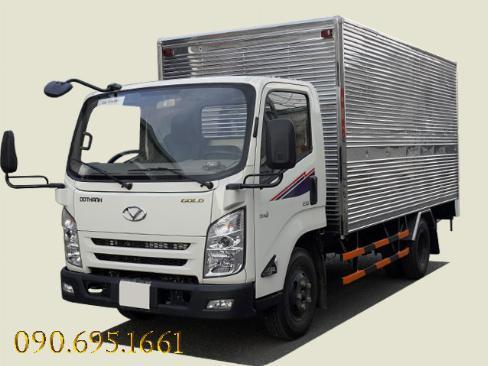Bán xe tải Đô Thành IZ65 Hỗ trợ trả góp 90% trên toàn quốc 1
