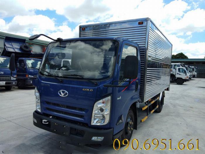 Bán xe tải Đô Thành IZ65 Hỗ trợ trả góp 90% trên toàn quốc 0