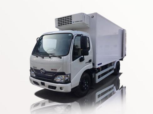 XE ĐÔNG LẠNH HINO 1T5 - XZU650L 0