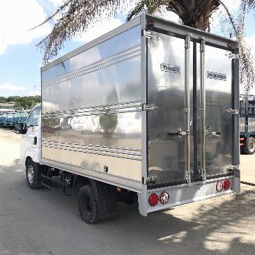 Xe tải Kia 1,4 tấn Kia K200 thùng kín mới 100% , có bán trả góp, liên hệ 0938903292