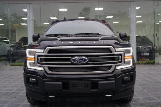 Ford F150 Limited 2019 | Nhập Mỹ Nguyên Chiếc | Giao Ngay Toàn Quốc
