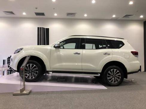 Nissan Terra V 2019 7 chỗ. Sẵn xe - Hồ sơ - Giao ngay. Giá ko lợi nhuận.