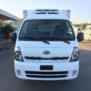 Bán xe tải đông lạnh KIA K200 tải trọng 1.490Kg hỗ trợ trả góp lãi xuất thấp 2019