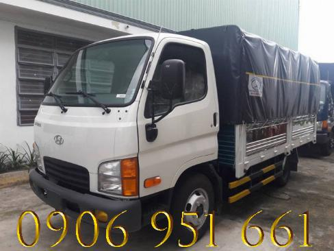 Giá xe Huyndai N250 – 2.5 tấn, Xe có sẵn, Giao xe tận nhà 0