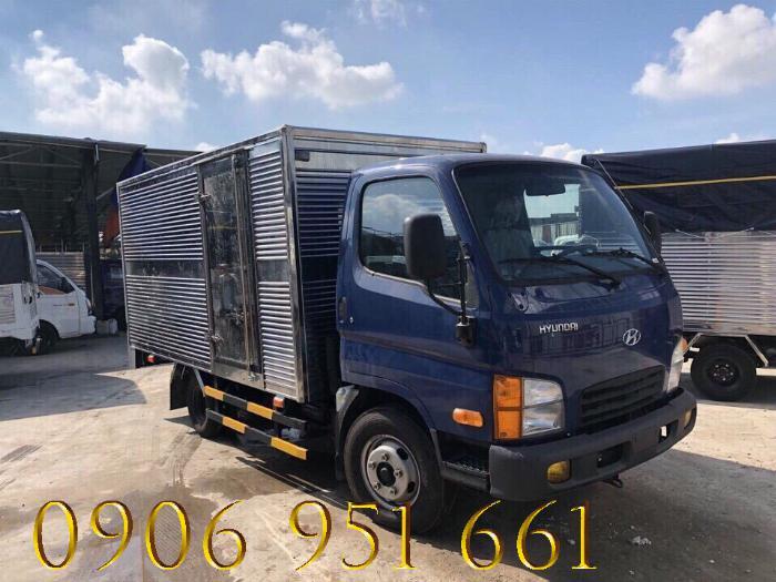 Giá xe Huyndai N250 – 2.5 tấn, Xe có sẵn, Giao xe tận nhà 1