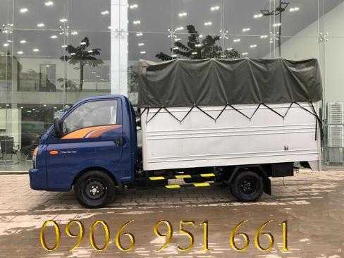 Xe tải Hyundai 1T, 1T4 , Hyundai Porter H150, Giá cạnh tranh