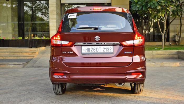 Xe Suzuki Ertiga 2019 nhập khẩu - Giá rẻ nhất Miền Nam 9
