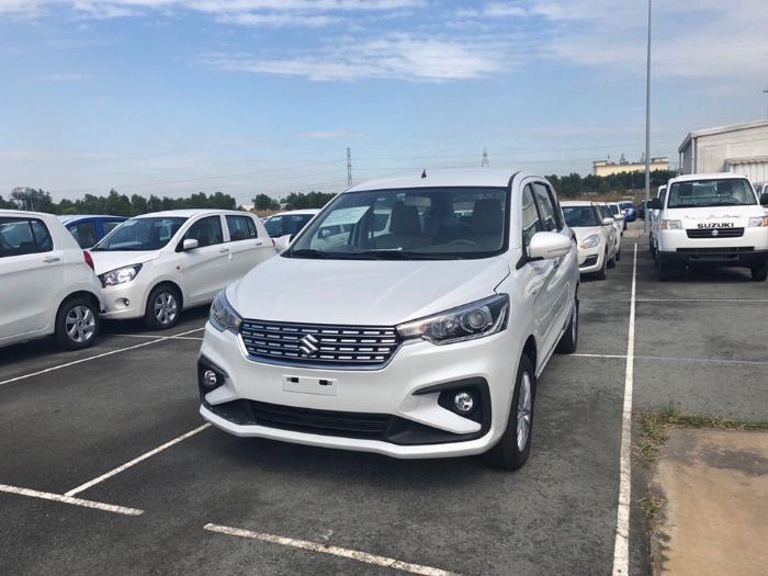 Xe Suzuki Ertiga 2019 nhập khẩu - Giá rẻ nhất Miền Nam 0