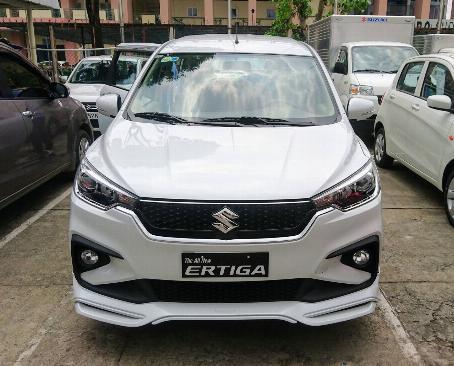 Xe Suzuki Ertiga 2019 nhập khẩu - Giá rẻ nhất Miền Nam 1