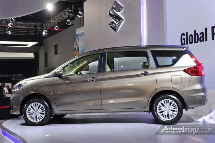 Xe Suzuki Ertiga 2019 nhập khẩu - Giá rẻ nhất Miền Nam 2