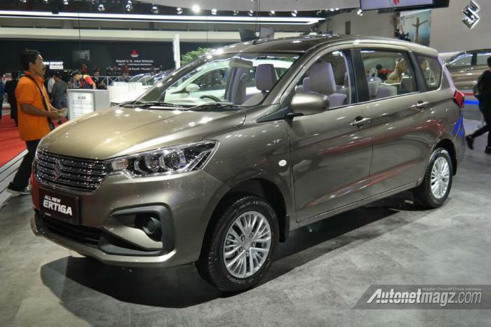 Xe Suzuki Ertiga 2019 nhập khẩu - Giá rẻ nhất Miền Nam 5