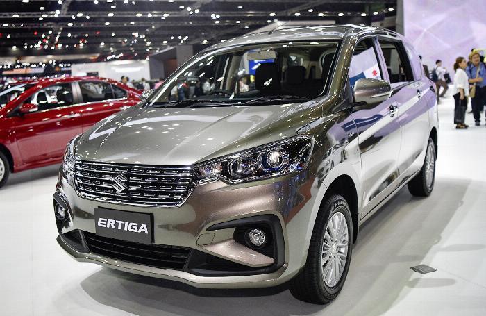 Xe Suzuki Ertiga 2019 nhập khẩu - Giá rẻ nhất Miền Nam 8