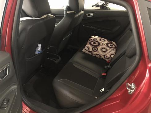 Bán Ford Fiesta S 1.5AT màu đỏ đô số tự động bản 5 cửa sản xuất 2018 chạy lướt 14000km