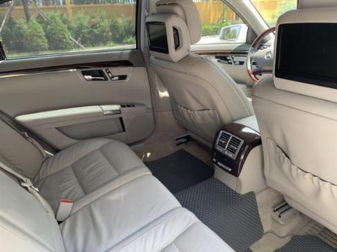 Cần bán Mercedes S400 Hybrid 2012 nhập khẩu màu trắng nt kem
