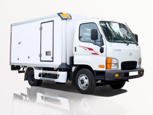 Xe tải Hyundai 1t9 thùng bảo ôn và đông lạnh N250