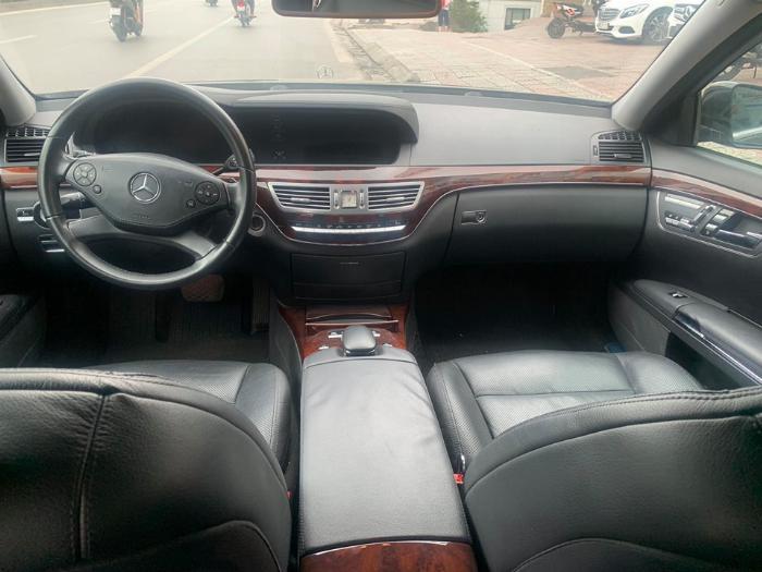 Cần bán siêu xe S350, sản xuất 2008 đăng ký 2009, số tự động, màu đen, gia đình sử dụng