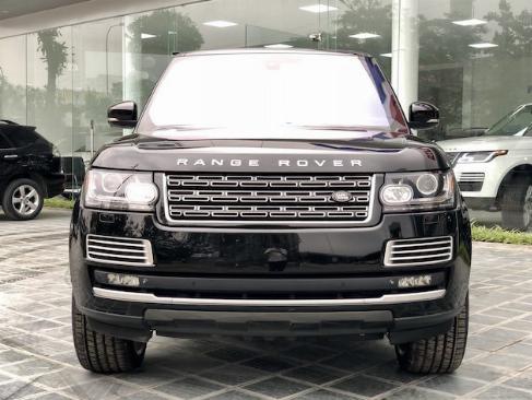 Range Rover Autobiography LWB Black Edition 2015   Xe Biển SG Odo 3 vạn   Giao Ngay Toàn Quốc
