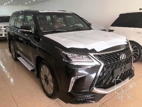 Bán xe Lexus LX570 Super Sport S sản xuất 2019,mới 100%. LH: 0906223838