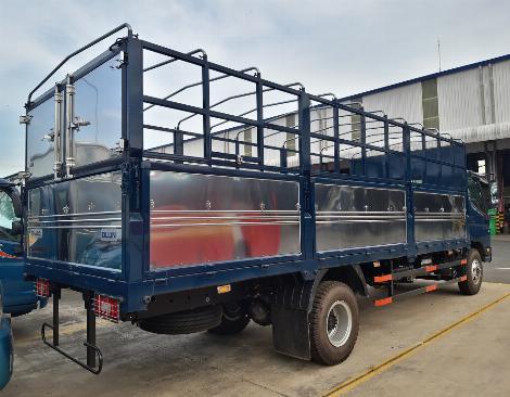 xe tải 7 tấn thùng dài 6,2m THACO OLLIN - động cơ WEICHAI 3