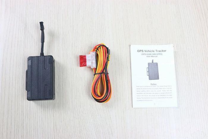 Thiết bị định vị xe máy GPS Tracker LK210 0