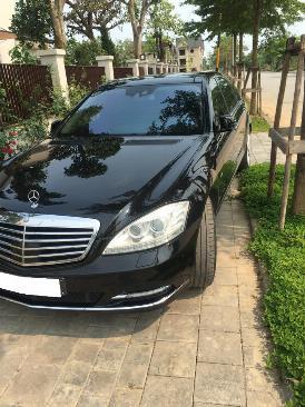 Gia đình cần bán S400 hibrid, sản xuất 2012, số tự động, màu đen 1