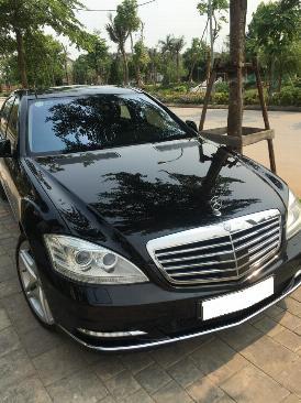 Gia đình cần bán S400 hibrid, sản xuất 2012, số tự động, màu đen 3