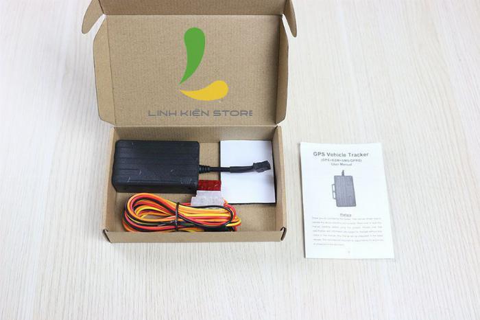 Thiết bị định vị xe máy GPS Tracker LK210 3