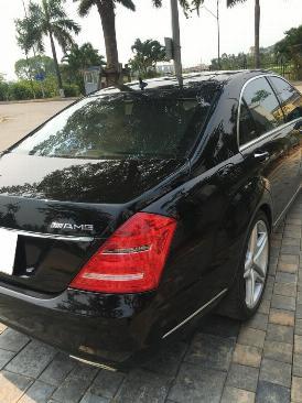 Gia đình cần bán S400 hibrid, sản xuất 2012, số tự động, màu đen 6