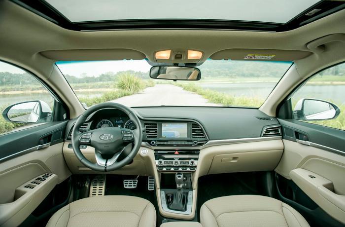 Hyundai Elantra 2.0AT 2019 Khuyến MẠi Cực Khủng Xe Có sẵn giao ngay!