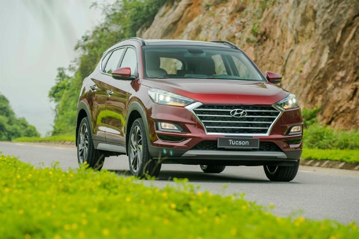 Hyundai Tucson 2019 Bản 1.6 Turbo GIÁ BAO TOÀN THỊ TRƯỜNG!